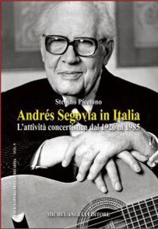 Andrés Segovia in Italia